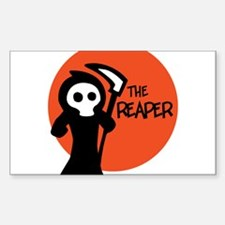 The Reaper Rectangle Decal