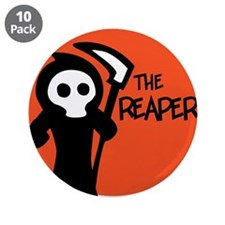 """The Reaper 3.5"""" Button (10 pack)"""