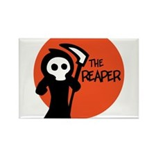 The Reaper Rectangle Magnet