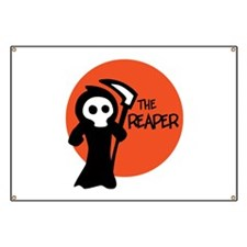 The Reaper Banner