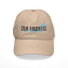Civil Engineers Do It Better! Baseball Cap