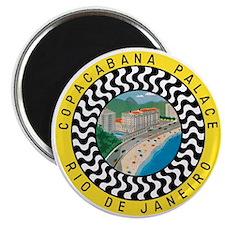 Copacabana Palace Rio Magnet