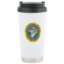 Copacabana Palace Rio Travel Mug