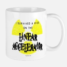 Survived Linear Accelerator Mug