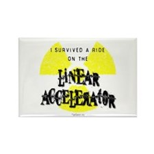 Survived Linear Accelerator Rectangle Magnet