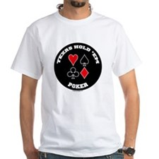 Texas Hold'em Poker Shirt to foamy for!