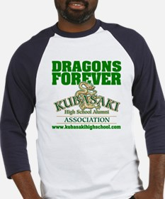 Dragons Forever Baseball Jersey