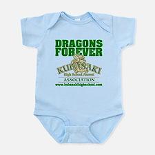 Dragons Forever Infant Bodysuit