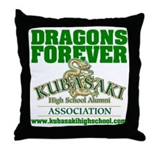 Dragons Forever Throw Pillow