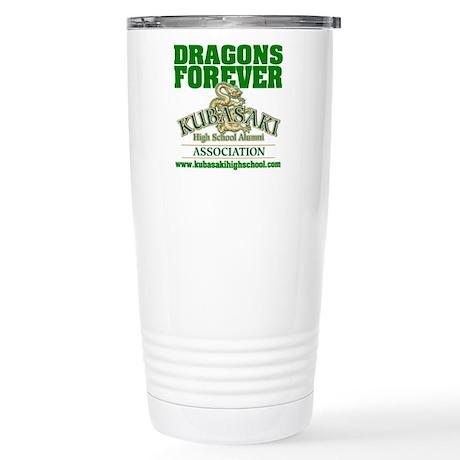 Dragons Forever Stainless Steel Travel Mug