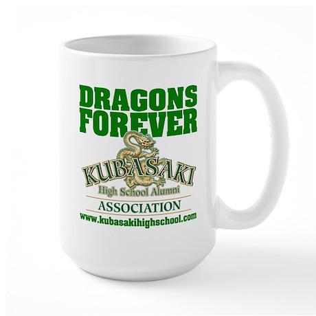 Dragons Forever Large Mug