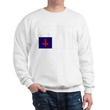 Un-Christian Flag Sweatshirt