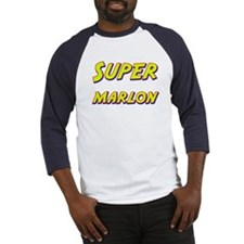 Super marlon Baseball Jersey