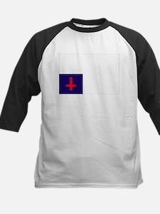 Un-Christian Flag Kids Baseball Jersey