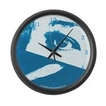 Chain Eye Large Wall Clock