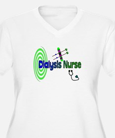 Unique Dialysis nurse T-Shirt