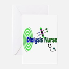 Funny Dialysis Greeting Cards (Pk of 20)