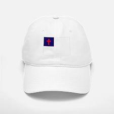 Christian Flag Baseball Baseball Cap