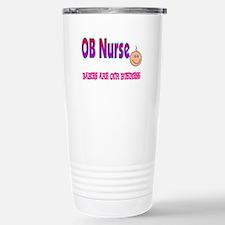 Labor & Delivery Nurse Travel Mug
