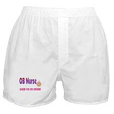 Labor & Delivery Nurse Boxer Shorts