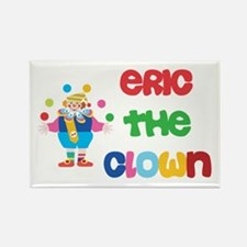 Eric - The Clown Rectangle Magnet