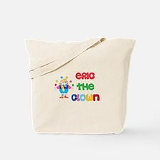 Eric - The Clown Tote Bag