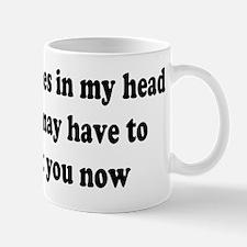 I may have to hurt you now Mug