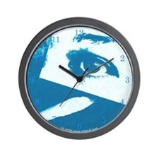 Chain Eye Wall Clock