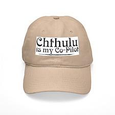 Chthulu/Co-Pilot Baseball Baseball Cap