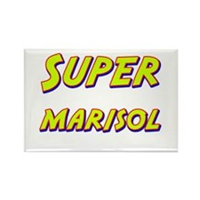 Super marisol Rectangle Magnet