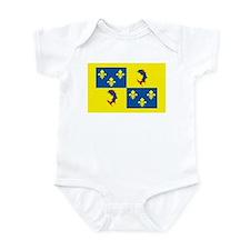 dauphine Infant Bodysuit
