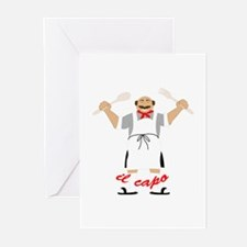 Il Capo Greeting Cards (Pk of 10)