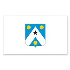 boiry st martin Rectangle Decal