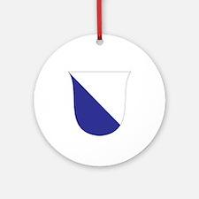 zurich Ornament (Round)