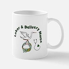 Labor & Delivery Nurse Mug