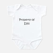 Cute Ellis Infant Bodysuit