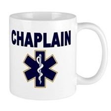 Chaplain Rescue Coffee Mug