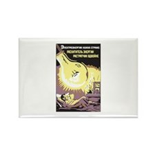 economy2 Rectangle Magnet (100 pack)