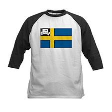 Music Pirate Swedish Flag Tee