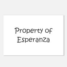 Cool Esperanza Postcards (Package of 8)