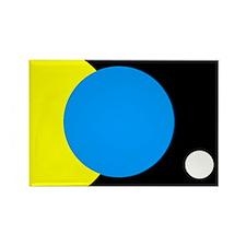 Flag Of Earth.... Rectangle Magnet