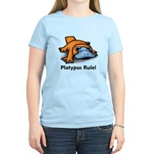 Platypus Rule! T-Shirt