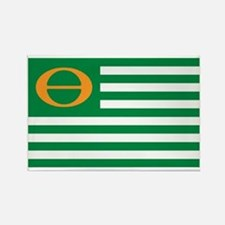 ECO FLAG... Rectangle Magnet