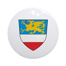 rostock Ornament (Round)