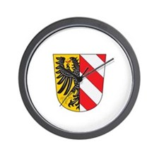 nuernberg Wall Clock
