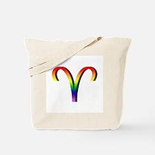 GLBT Aries Tote Bag
