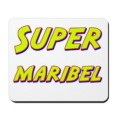 Super maribel Mousepad