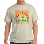 Waterloo In Dover Ash Grey T-Shirt