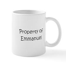 Cute Emmanuel Mug