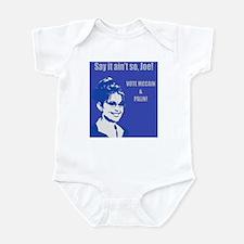 Say it ain't so Joe! Infant Bodysuit